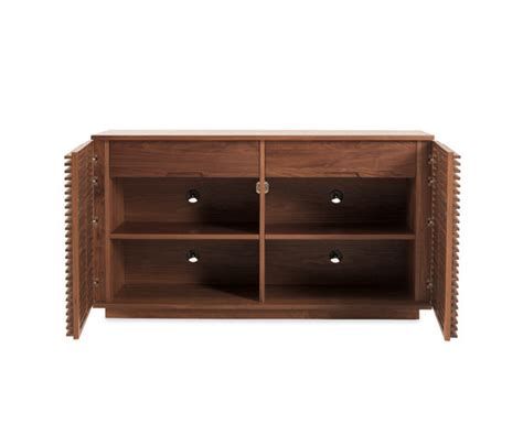 Line Credenza - line credenza small sideboards from design within reach