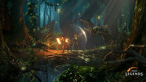 Magic: Legends is an MMO action-RPG about Planeswalkers