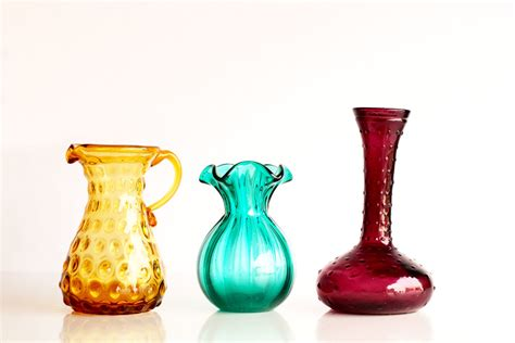colored glass vases vases design ideas colorful vases find and save ideas
