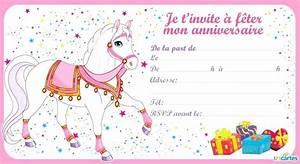 Invitation Anniversaire Fille 9 Ans : carte invitation anniversaire fille 9 ans exemple carton ~ Melissatoandfro.com Idées de Décoration