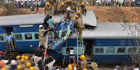 Eleven Passengers Killed In Train Accident In Karnataka