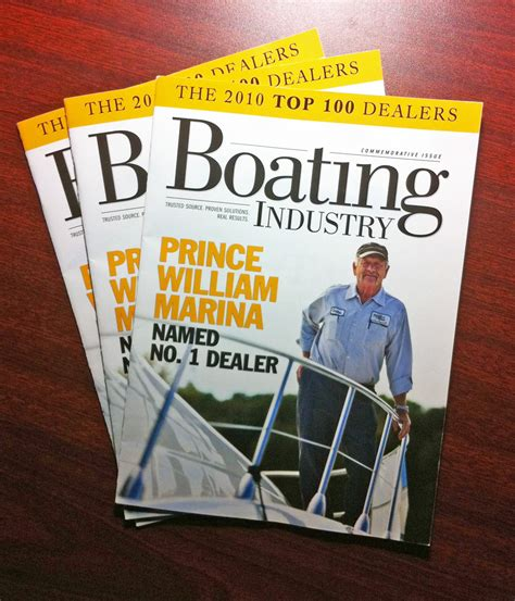 Boating Industry Magazine by Magazine Cover Photographs Boating Industry Magazine