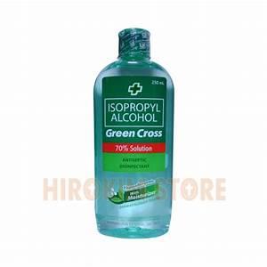 Green Cross Isopropyl 70% 60ml / 250ml   HIROKIM STORE ...