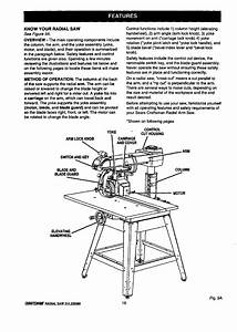 Page 18 Of Craftsman Saw 315 22038 User Guide
