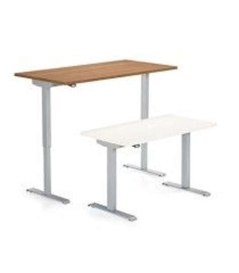 motorized standing desk canada 1000 images about height adjustable desks on
