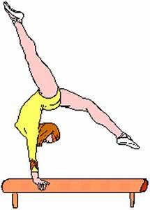 Gymnastics Beam Clip Art – Cliparts