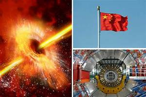 China to build a gigantic hadron collider that could ...
