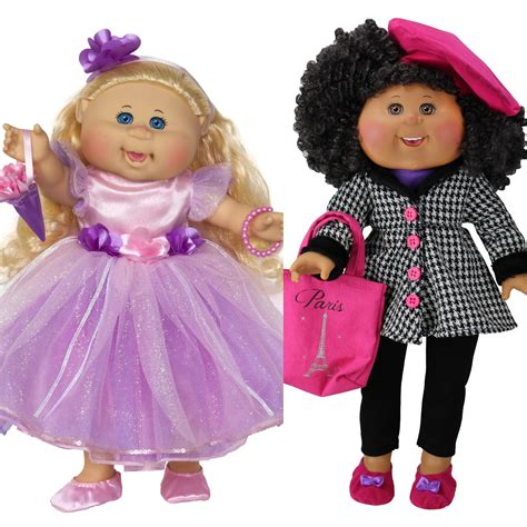 New Exclusive Cabbage Patch Big Kids  1000 Of Each For