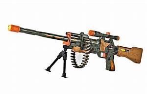 Kids Army Special Mission Toy Machine Gun - Kids-Army com