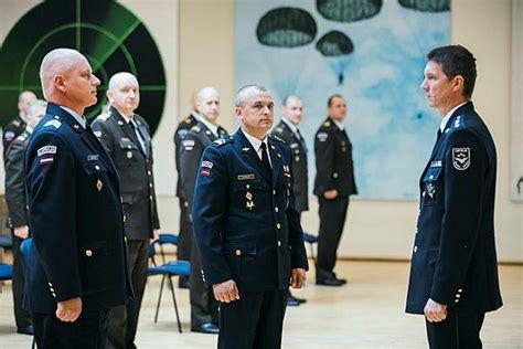 Gaisa spēku virsseržanta amatā stājas štāba virsseržants Gaitis Polis | Sargs.lv