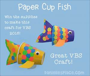 Vacation Bible School VBS 2016 Crafts and Activities