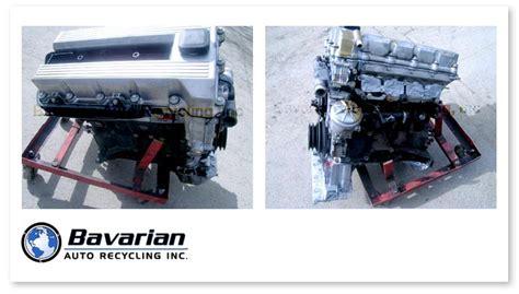Used Bmw 318i Engine E30 Bmw 318ic Oem Bmw Replacement Engine
