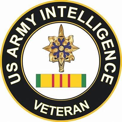 Intelligence Army Veteran Vietnam Sticker Decal Corps
