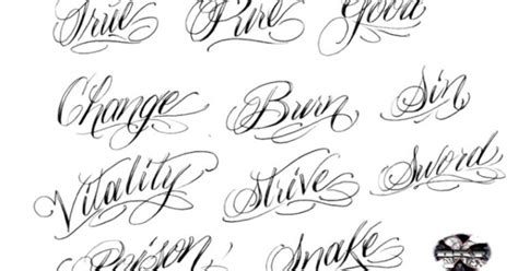 Collection of Original Gangsta Font Generator Autos Post