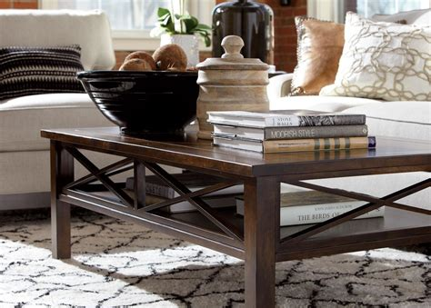 Make sure there's a beautiful and convenient spot in your living room for you and your guests to set down drinks. 70 Inspirational Big Lots Coffee Table and End Tables 2017   Living room end tables, Coffee ...