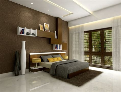 master bedroom interior design  kerala ceiling design