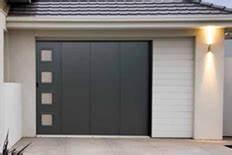 les portes de garage marmer sa a tarbes hautes pyrenees 65 With porte de garage enroulable de plus porte coulissante en applique