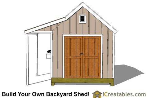 shed plans  porch cape  shed  england