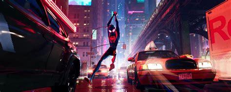 spider man   spider verse review  cartoon