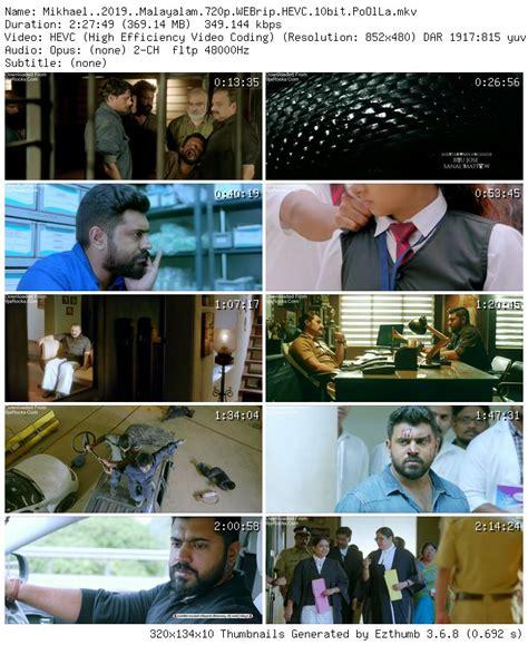 Mikhael (2019) - Bollywood Movie Mp4 3gp Download - 9jarocks
