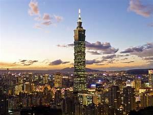 Taipei 101 Tower Wallpaper