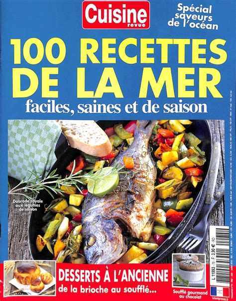 journaux fr cuisine revue