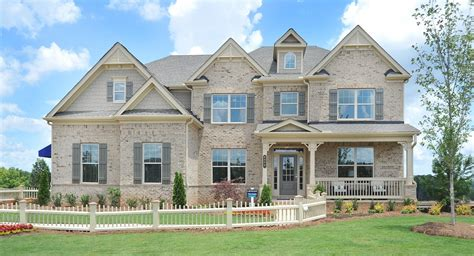 Home Builders In Ga by Chatsworth Manor New Home Community Atlanta