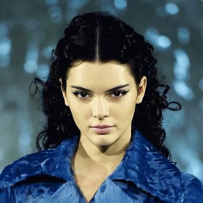 Hair Jenner Kendall Updos Short Gifs Glamour