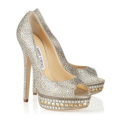 designer platform heels 2015 jimmy brand rhinestone shoes pumps