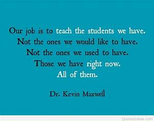 BACK TO SCHOOL QUOTES FOR TEACHERS image quotes at ...