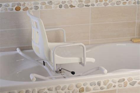 chaise pour baignoire siège de bain pivotant dupont