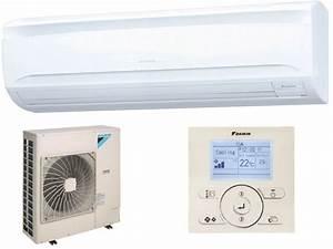 Clim Reversible Gainable : comparatif climatisation reversible installation ~ Edinachiropracticcenter.com Idées de Décoration