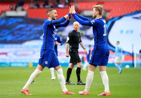Chelsea v Manchester City - FA Cup - Semi Final - Wembley ...