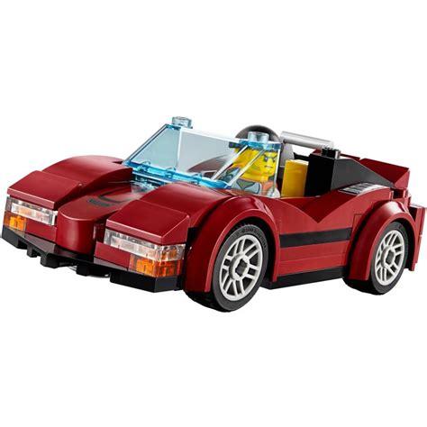 Policyjny Pościg I Radiowóz W Lego 60138 Szybki Pościg Klocki Lego City Mojeklocki24
