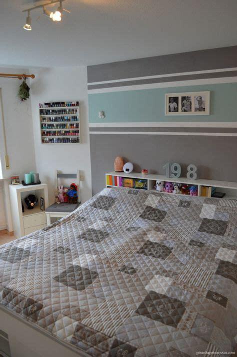 Babyzimmer Wandgestaltung Streifen by Einrichtung Schlafzimmer Interior Design Bedroom T 252 Rkis