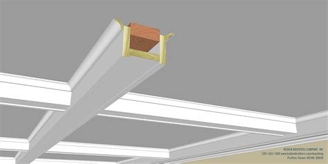 Suspended Coffered Ceiling by Coffered Ceilings Kuiken Brothers