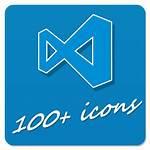 Visual Studio Icon Vscode Icons Windows Microsoft