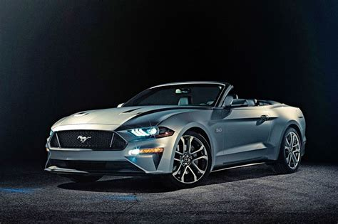 ford mustang cabrio 2017 ford mustang facelift 2017 v6 raus 10 rein auto motor und sport