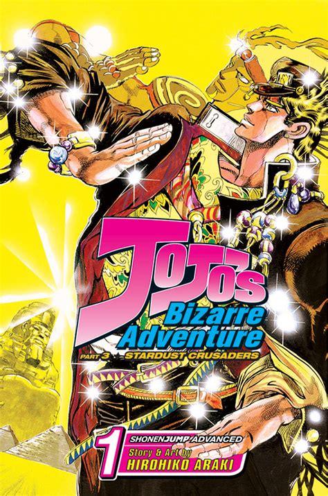 Jo Jo's Bizarre Adventure Returning To America   Otaku ...