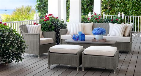 patio all weather wicker patio furniture home interior