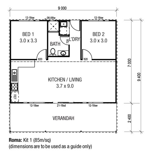 Shed Floor Plans by Shed Barnhouse Accommodation Kitset Nz Floorplan