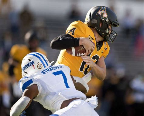 Late TD run by Peoples lifts App State to 17-13 victory