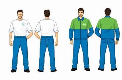 Identity Corporate Uniforms Uniform Building Branding Important