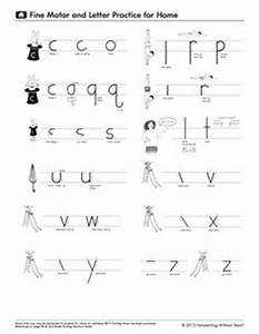 handwriting without tears letter templates - 1000 images about handwriting without tears on pinterest