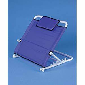Disability aid adjustable back rest bed support new ebay for Adjustable back support for bed