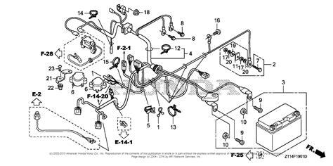 Honda Emis Generator Jpn Vin Eahj Parts
