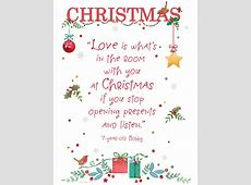 Christmas Card Sayings Quotes & Wishes Blue Mountain