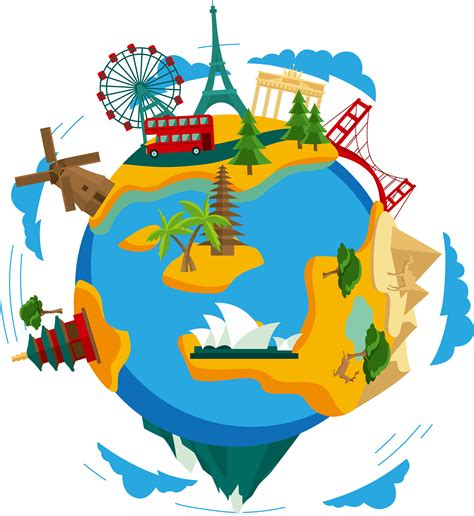 Travel Clipart At Free For Personal Use
