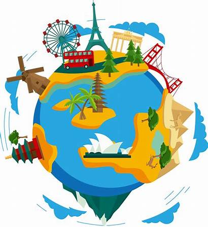 Travel Clipart Clip Earth Getdrawings Cliparts