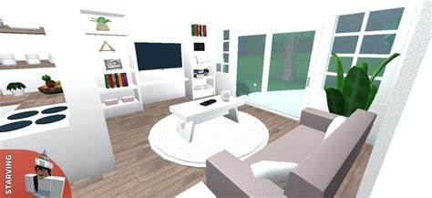 mansion ideas  bloxburg image result  living room